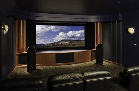 dedicated home theater room installations  listenup