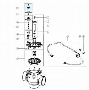 Irritrol 100 Series 102p2 Valve Replacement Parts