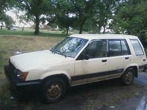 1984 Toyota Tercel - Overview