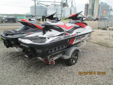 Sea Doo Boat Ontario by Sea Doo Wake Pro 215 2013 Used Boat For Sale In Ayr