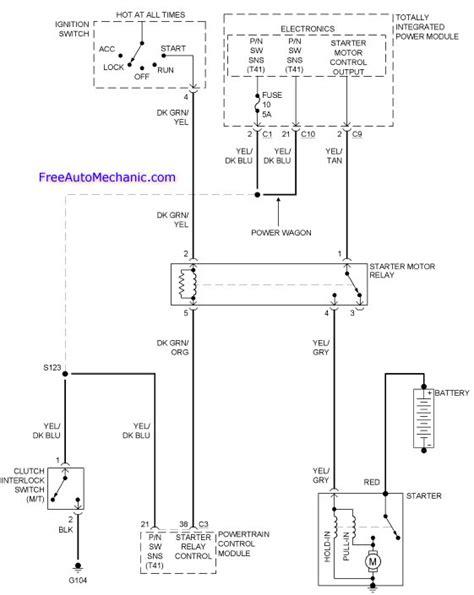 2006 dodge ram wiring diagram simple dodge ram wiring