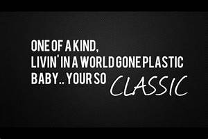 Classic by MKTO... Classic Mkto Quotes