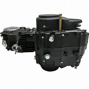 125cc 4 Stroke Pit Dirt Bikes Engine Motor W  Manual
