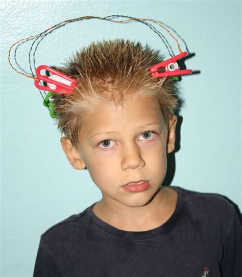 crazy hair boys wacky hairstyles boy days peinados locos para easy stayathomemum short styles haircuts ninos halloween stay dos nino