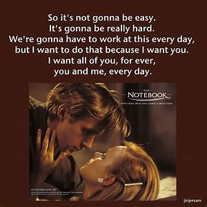 The Notebook Quotes Wallpapers. QuotesGram
