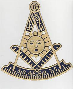 Past Masters Masonic Lodge Symbols