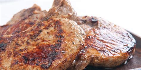 grilled pork chops spice rubbed grilled pork chops recipe epicurious com