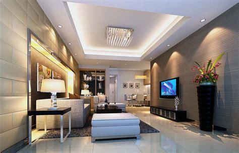 populer  plafon minimalis ruang kamar tidur