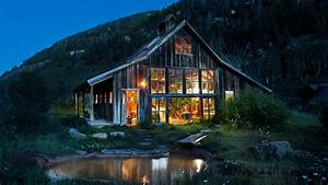 Top 5 Luxurious Log Cabins in The US