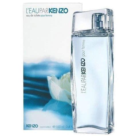 eau de toilette kenzo femme kenzo l eau par kenzo for edt