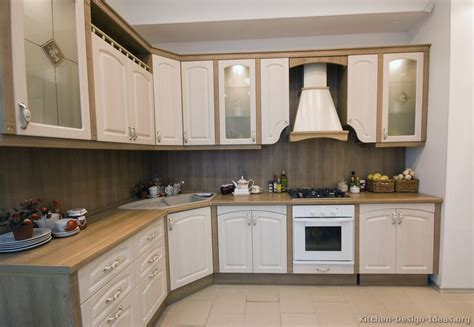 Pictures Of Kitchens-traditional-two-tone Kitchen