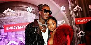Young Thug's Ex-Fiancée Goes Nuclear On His Side Chick ...