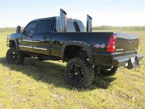 Lifted Chevy Trucks With Stacks Ford Wallpaper | Dream ...