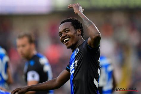 percy tau  grabbed  debut goal  club brugge ireport south africa news