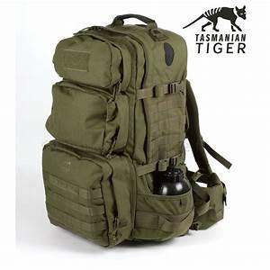 Sac À Dos Baroudeur : sac dos trooper pack tasmanian tiger 45 litres baroudeur altitude survival mochilas ~ Mglfilm.com Idées de Décoration