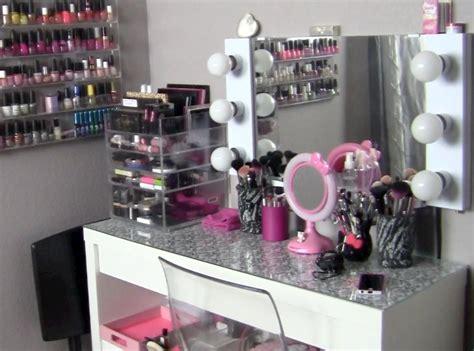 IKEA Makeup Storage Vanity