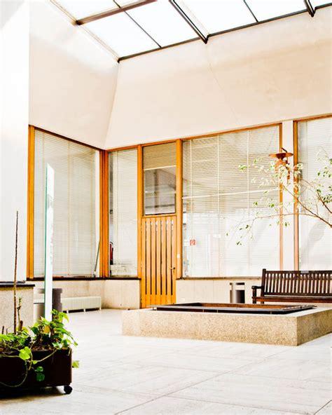 ad classics wolfsburg cultural center alvar aalto archdaily
