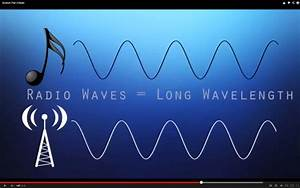Radio Wave Wallpaper