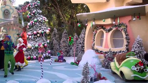 How To Make Whoville Decorations grinch s x mas amp whoville youtube