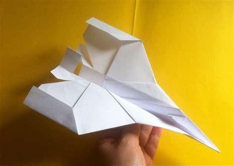 lenschirm basteln papier falten flugzeug falten papierfiieger basteln