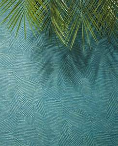 Tapete Blau Muster : tapete murij blau ~ Orissabook.com Haus und Dekorationen