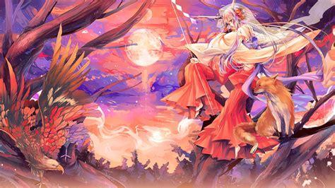 Anime Kitsune Wallpaper - kitsune wallpapers 4usky