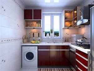 65, Best, Ideas, To, Place, Washing, Machine, In, The, Kitchen