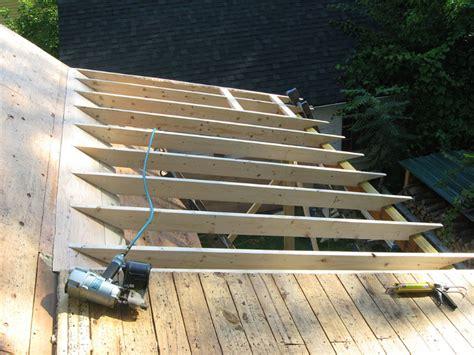Excellent Building A Porch Roof  Karenefoley Porch And