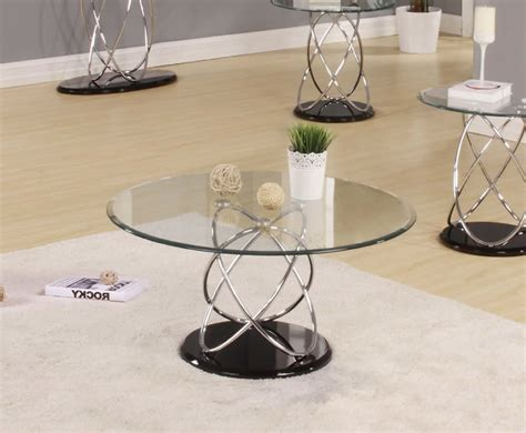 It's a chic, easy design filled with contemporary style and versatility. Various Ideas of the Round Glass Coffee Table for Your ...
