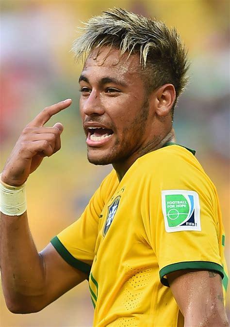 neymar hairstyle fade haircut
