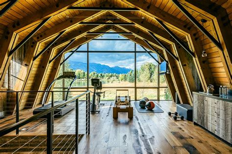 barn living meets amazing mountain views   guesthouse curbed