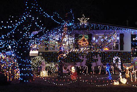 Candy cane lane (edmonton), alberta. MAP: Christmas lights in Kelowna - InfoNews