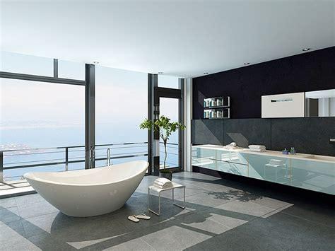 plan salle de bain en carrelage et naturelle