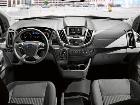 ford transit interior new 2017 ford transit 250 price photos reviews safety