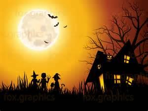 Spooky Halloween Graphics