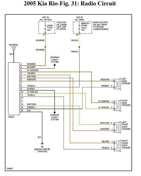 kia picanto wiring diagram 26 wiring diagram images