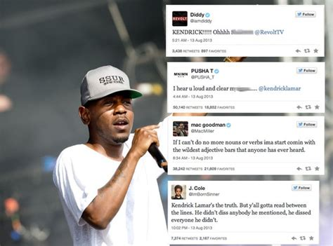 Kendrick Throws Down The Gauntlet With His Verse On Big