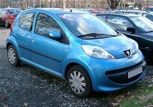 Dimension Peugeot 107 : peugeot 107 wikipedia ~ Maxctalentgroup.com Avis de Voitures