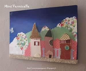 Tableau Deco Enfant : 76 best images about toiles et tableaux pour chambre d 39 enfant on pinterest in the clouds ~ Teatrodelosmanantiales.com Idées de Décoration