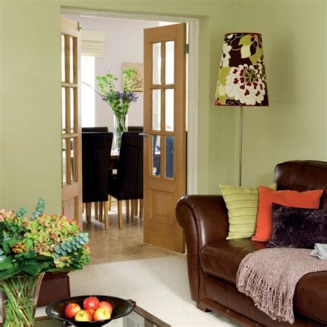 Brown Decorating Ideas Living Room by Green And Brown Living Room Decor Interior Design