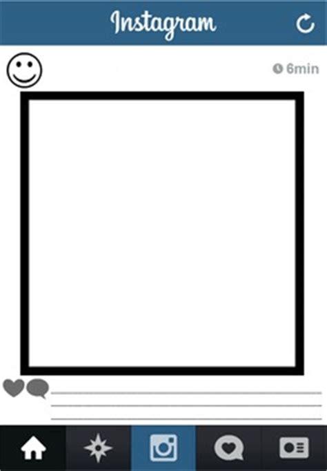 blank instagram template worksheet  leijsa chiasson tpt