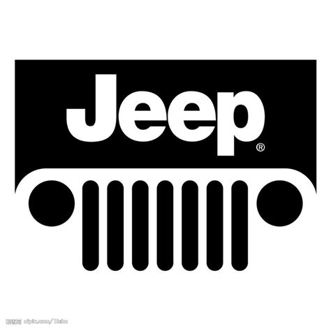jeep logo vector 12 best images about jeep icons on pinterest gardens