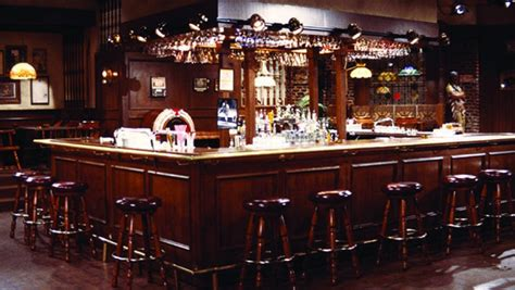 Bar Images by Cheers Bar Finally Finds A Museum Home Reporter