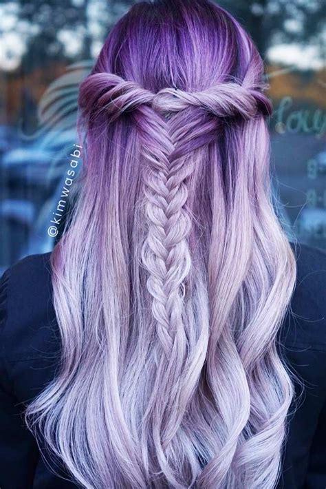 light purple hair dye 33 light purple hair tones that will make you want to dye