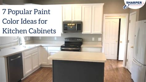 painting kitchen cabinets  popular kitchen cabinet color