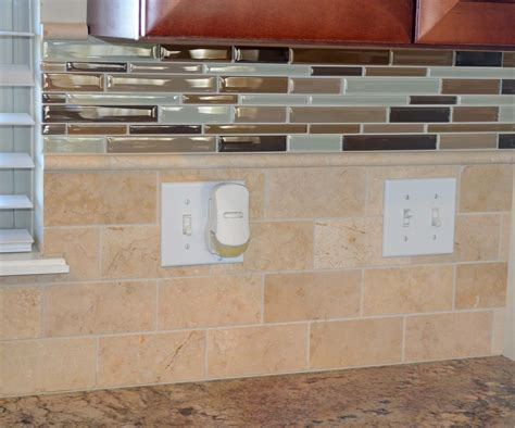 Do It Yourself Kitchen Backsplash Ideas - tile backsplash her tool belt