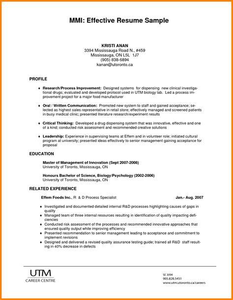 21457 effective resume templates 7 effective resume format appeal leter
