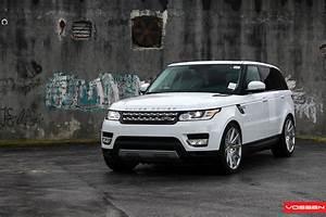2014 Range Rover Sport Gets Vossen Wheels