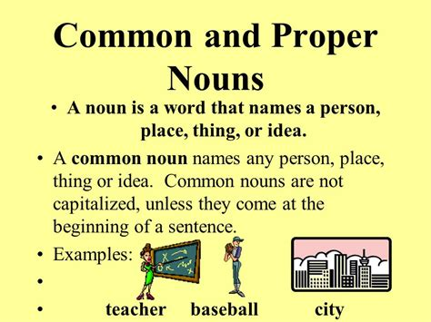 Nouns English Ppt Video Online Download