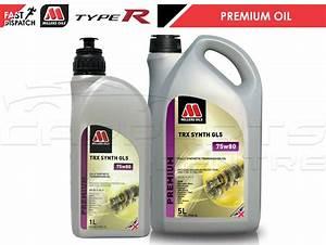 Honda Civic 2 0 Type R Ep3 Millers Oil Manual Transmission